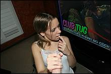 amber raines auditions for clubtug